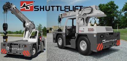 Used Shuttlelift Cranes