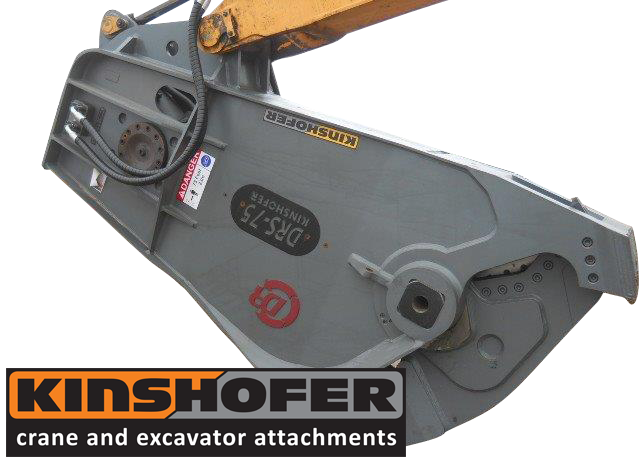 Kinsofer Crane and Excavator Attachments